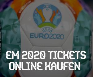 EM 2020 Tickets online kaufen