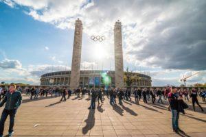 DFB Pokal Tickets kaufen und das Olympiastadion Berlin erleben