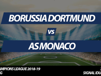 Champions League Tickets: Borussia Dortmund - AS Monaco, 3.10.2018