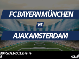 Champions League Tickets: FC Bayern - Ajax Amsterdam, 2.10.2018