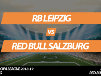 Europa League Tickets: RB Leipzig - Red Bull Salzburg, 20.9.2018