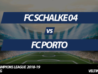 Champions League Tickets: FC Schalke 04 - FC Porto, 18.9.2018