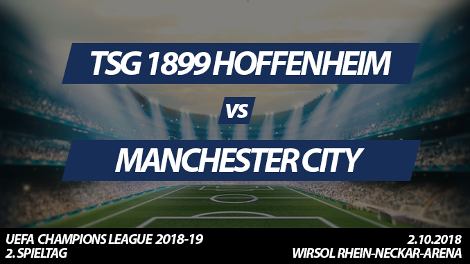 Hoffenheim Champions League Tickets
