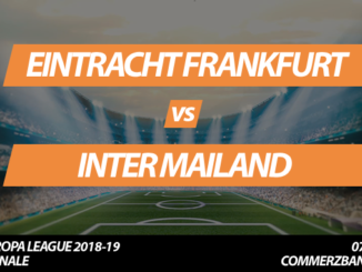 Europa League Tickets: Eintracht Frankfurt - Inter Mailand, 7.3.2019