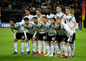 Tickets Deutsche Nationalmannschaft