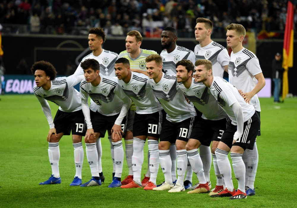 ᐅ Tickets Deutsche Nationalmannschaft ᐅ Jetzt Ticketpreise