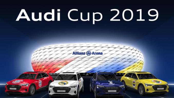 Audi Cup 2019: Real Madrid, Fenerbahce Istanbul und die Tottenham Hotspur kommen nach München