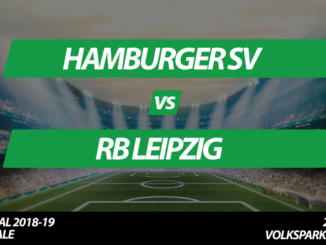 DFB-Pokal Tickets: Hamburger SV - RB Leipzig, 23.4.2019