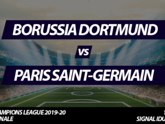 Champions League Tickets: Borussia Dortmund - Paris Saint-Germain, 18.2.2020