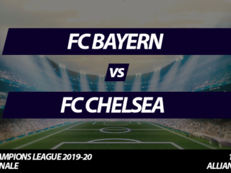 Champions League Tickets: FC Bayern - FC Chelsea, 18.3.2020