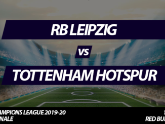 Champions League Tickets: RB Leipzig - Tottenham Hotspur, 10.3.2020