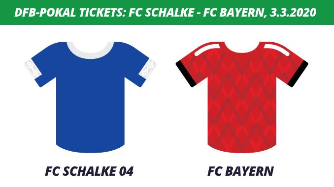Bayern Schalke 2021 Tickets
